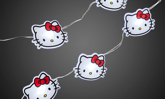 Hello Kitty Fairy String Lights