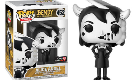 Funko POP! Bendy and the Ink Machine Physical Alice Vinyl Figure – Exclusive