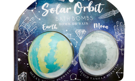 Earth & Moon Bath Bomb Set