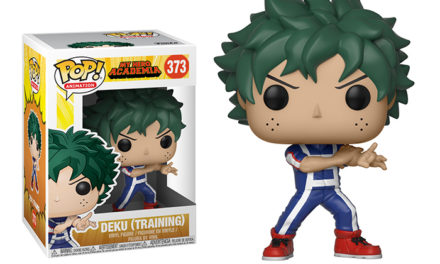 Funko POP! My Hero Academia Deku (Training) Vinyl Figure