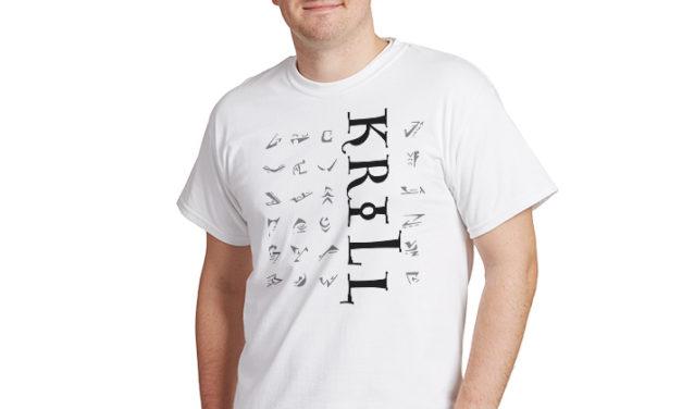 Orville Krill Symbols T-Shirt