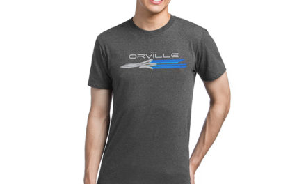 Orville Ship T-Shirt