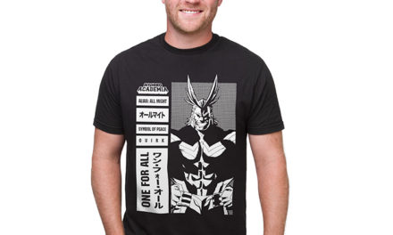 My Hero Academia One for All Might T-Shirt