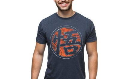 Dragon Ball Z Goku's Kanji T-Shirt