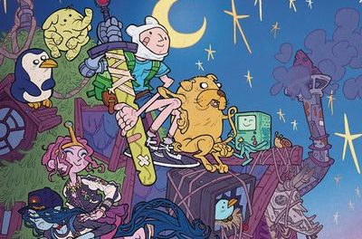 Adventure Time Season 11 #3 (Retailer 10 Copy Incentive Variant)