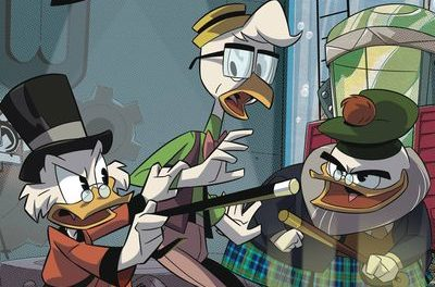 Ducktales #15 (Cover A – Ghiglione)