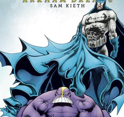 Batman the Maxx Arkham Dreams #3 (of 5) (Cover B – Kieth)