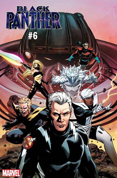 Black Panther #6 (Uncanny X-Men Variant)