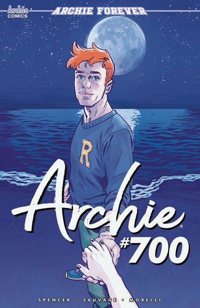 Archie #700 (Cover J – Walsh)
