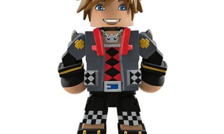 Kingdom Hearts Vinimates Series 1 Toy Story World Sora Vinyl Figure