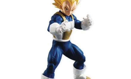 Dragon Ball Z Vegeta Dragon Ball Styling Mini-Figure