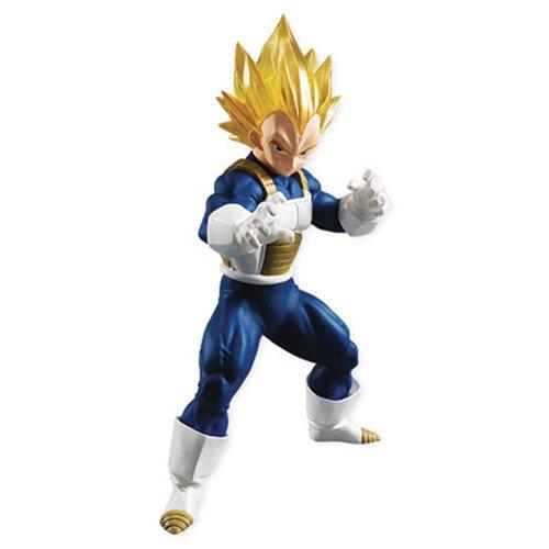 Dragon Ball Z Vegeta Dragon Ball Styling Mini-Figure