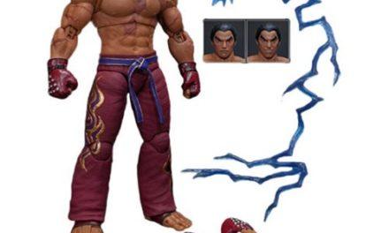 Tekken 7 Kazuya Mishima Special Edition 1:12 Scale Action Figure