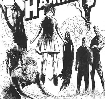 Black Hammer: Director's Cut