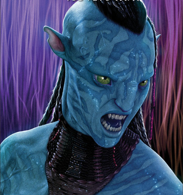 Avatar: Tsu'tey's Path #1 (Shea Standefer Variant Cover)
