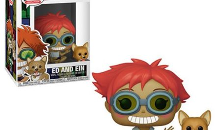 Cowboy BeBop Edward and Ein Pop! Vinyl Figure and Buddy #470
