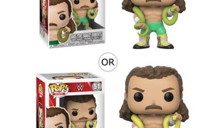 WWE Jake the Snake Pop! Vinyl Figure