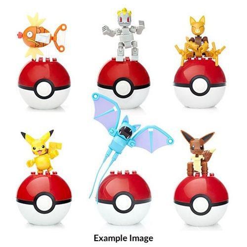 Mega Construx Pokemon Poke Ball Series 4 Case – Free Shipping