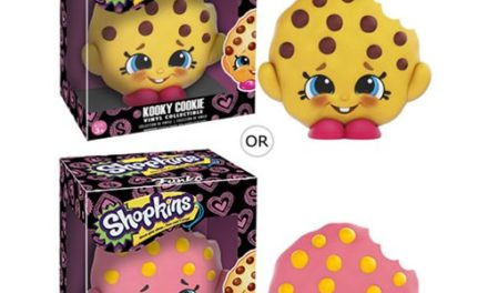 Shopkins Kooky Cookie Vinyl Figure