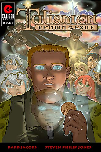 Talismen: Return of the Exiles #4