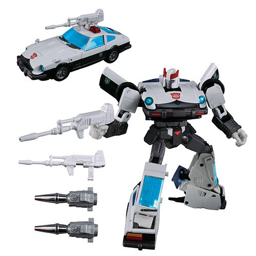 Transformers Masterpiece Edition MP-17+ Prowl – Free Shipping