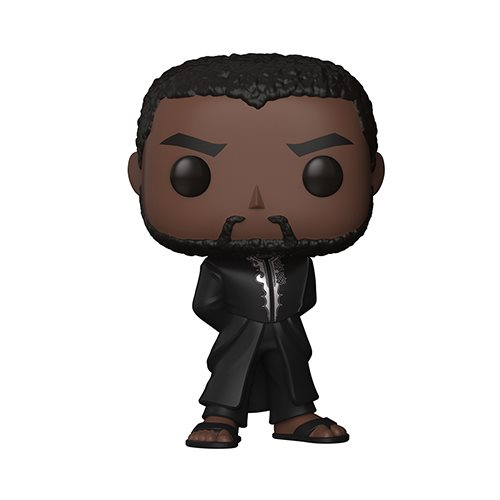 Black Panther Black Robe Pop! Vinyl Figure