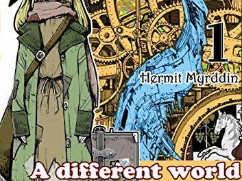 INKLingAlice High Quality ver: hermit Myrddin