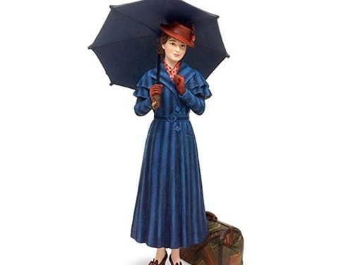 Disney Showcase Mary Poppins Returns Cinematic Moment Statue – Free Shipping