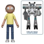 Rick and Morty Morty 5-Inch Action Figure