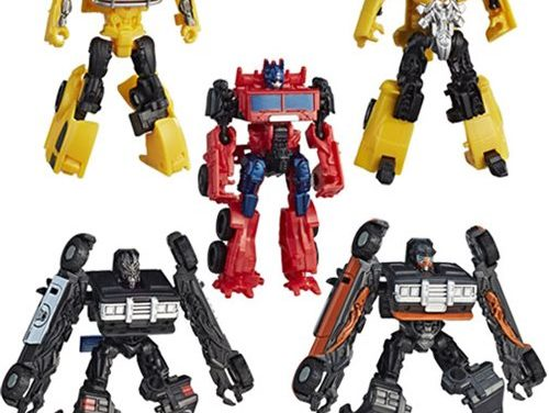 Transformers Bumblebee Movie Energon Igniters Speed Wave 1