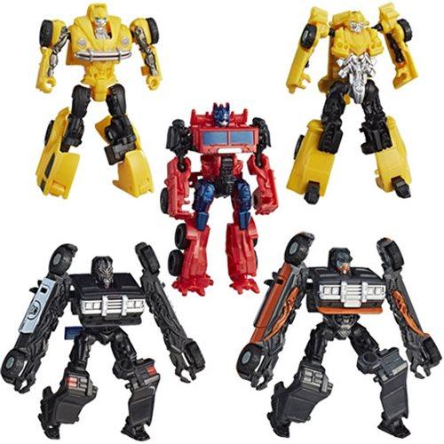 Transformers Bumblebee Movie Energon Igniters Speed Wave 1