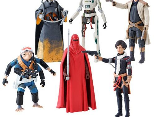 Star Wars Solo Force Link 3 3/4-Inch Action Figures Wave 4 – Free Shipping