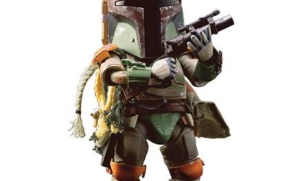 Star Wars: Episode V Boba Fett EAA-020 Action Figure – Previews Exclusive – Free Shipping