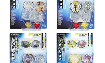 Beyblade Burst Dual Pack Tops Wave 8 Case – Free Shipping