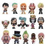 One Piece Mystery Minis Display Case