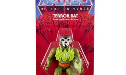 Masters of the Universe Terror Bat Vintage Action Figure