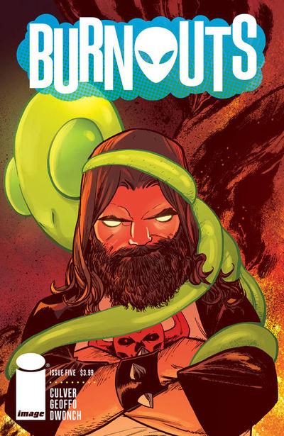 Burnouts #5 (Cover C – Greenwood)
