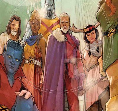 Age of X-man Alpha #1