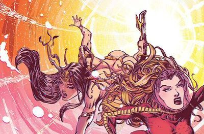 Barbarella Dejah Thoris #1 (Cover A – Hsieh)