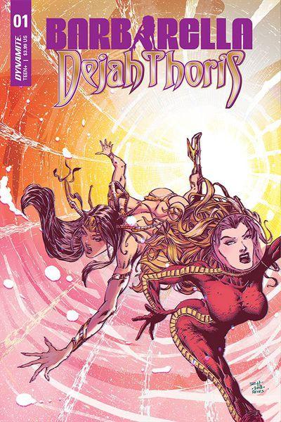 Barbarella Dejah Thoris #1 (Cover A – Hsieh)