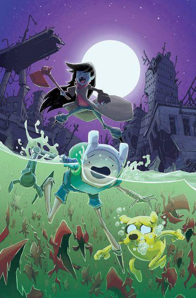 Adventure Time Season 11 #4 Main