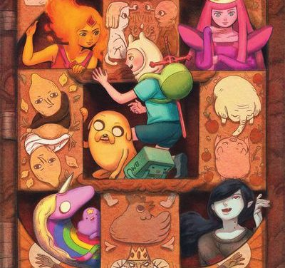 Adventure Time Season 11 #4 Preorder Benbassat