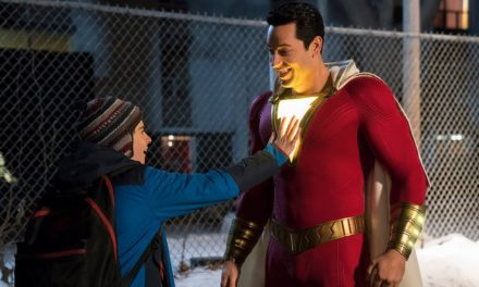 SHAZAM! Official Teaser Trailer