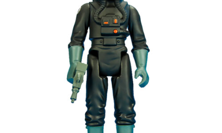 Star Wars Imperial TIE Fighter Pilot Jumbo Kenner Action Figure
