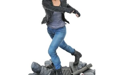 Marvel Netflix Gallery Jessica Jones Statue
