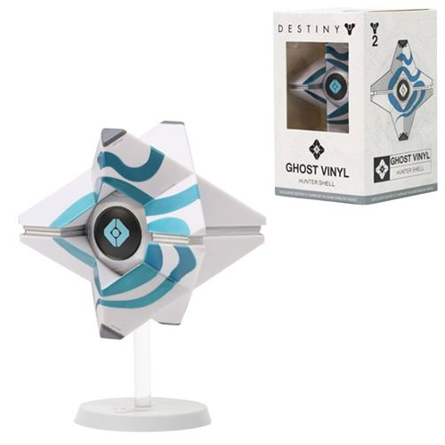 Destiny Hunter Ghost Vinyl Figure