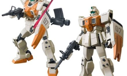 Gundam GM Ground Type High Grade Universal Century 1:144 Scale Model Kit
