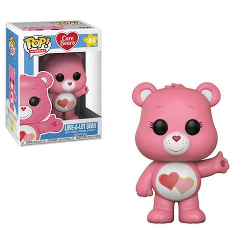 Care Bears Love-A-Lot Bear Pop! Vinyl Figure #354
