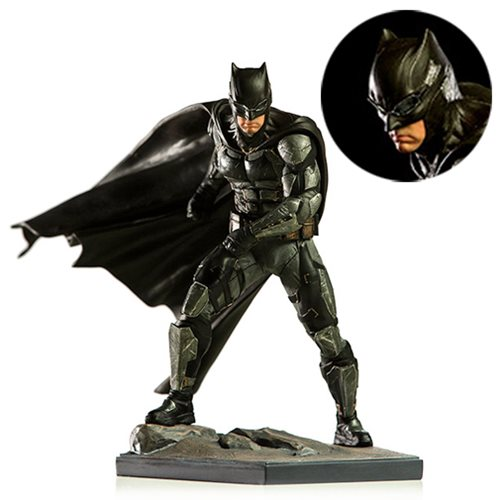 Justice League Movie Batman 1:10 Scale Statue – Free Shipping