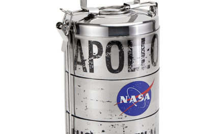 Apollo 11 Mission Film Reel Lunch Canister